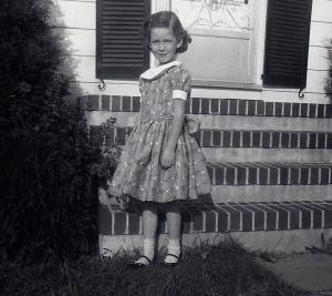October 1955.  I was in second grade.