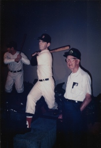 Ted Williams and Dad 001